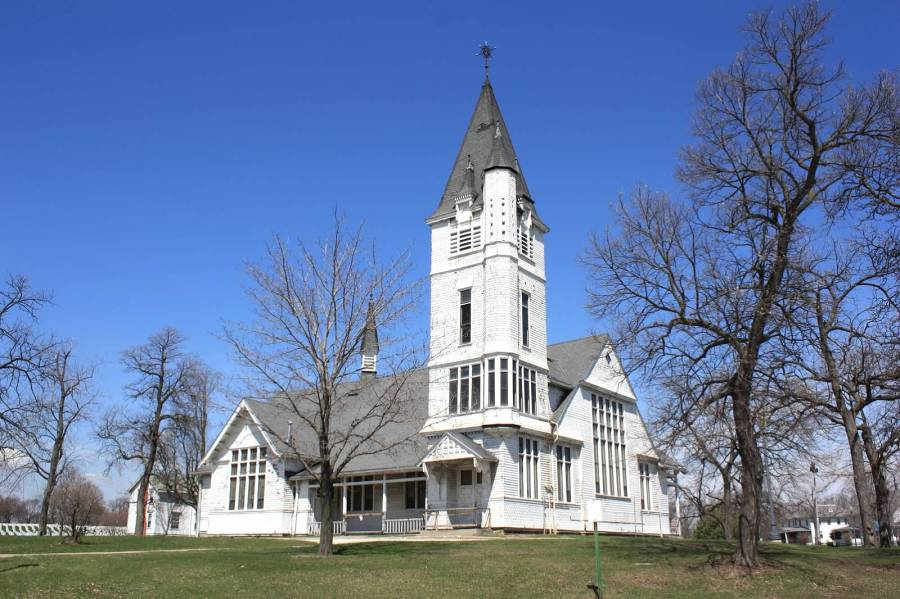 Soldiers Home Chapel, courtesy: Megan Daniels, Milwaukee Preservation Alliance.